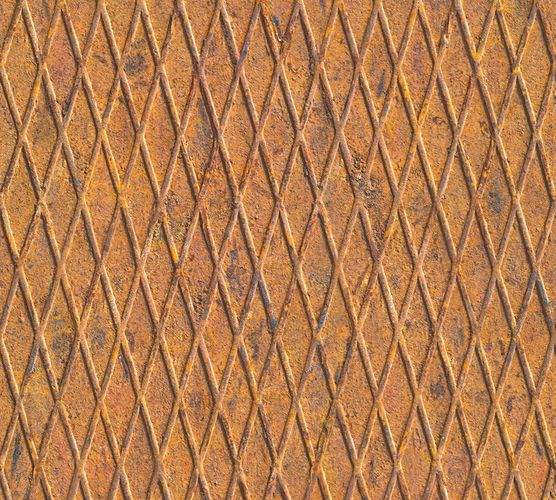 Vinyl Wallpaper rust metal copper AS Creation 33548-3 online kaufen
