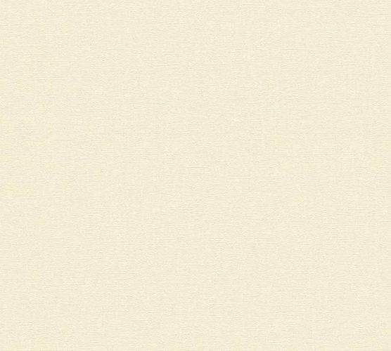 Wallpaper textured plain cream AS Creation 32474-4