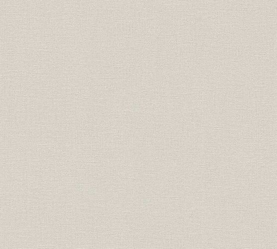 Wallpaper textured plain taupe AS Creation 32474-9