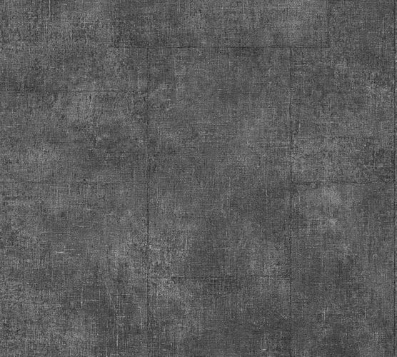 Wallpaper vintage tiles anthracite AS Creation 33608-1