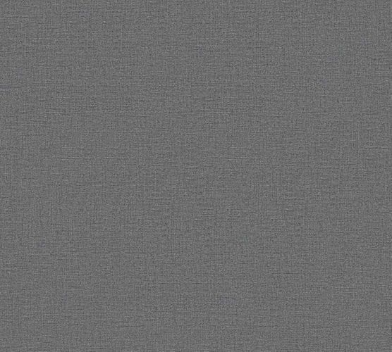 Wallpaper textured plain grey AS Creation 33609-2