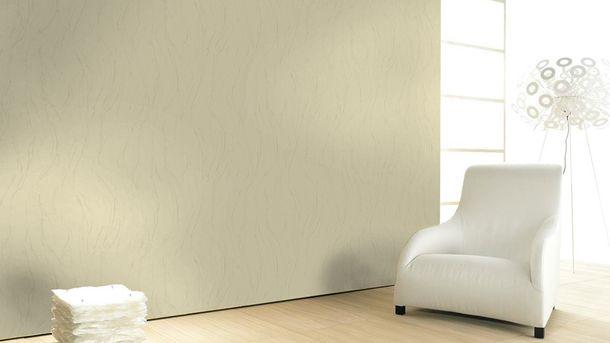 Wallpaper damast texture yellow Marburg Opulence 58203