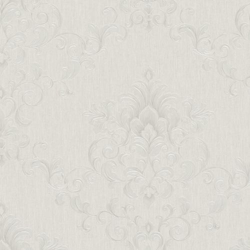 Wallpaper tendril floral grey Marburg Opulence 58221 online kaufen