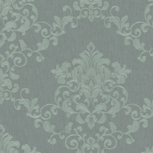 Wallpaper tendril floral green Marburg Opulence 58223 online kaufen