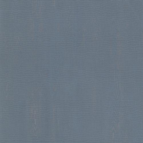 Vliestapete Holz Maserung blau Metallic Marburg 58245