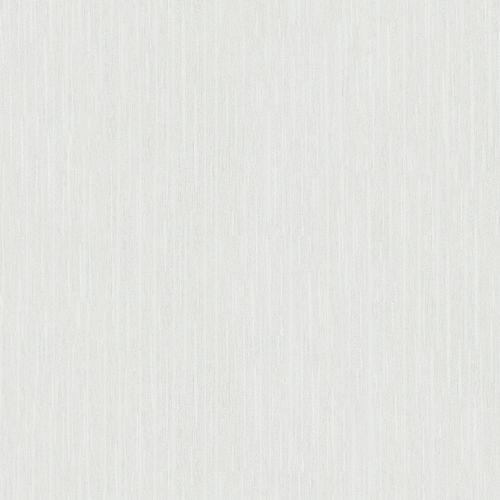 Wallpaper plain texture white grey Marburg Opulence 58259