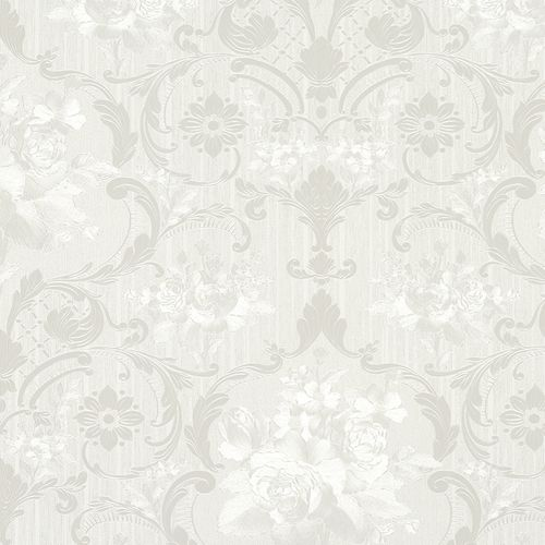 Wallpaper floral flower cream-white Marburg Opulence 58263 online kaufen