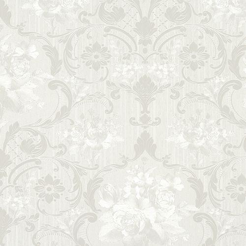 Wallpaper floral flower cream-white Marburg Opulence 58263