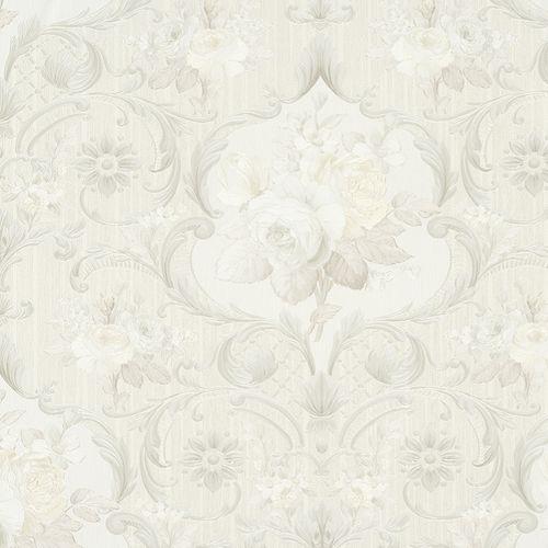 Wallpaper floral flower cream Marburg Opulence 58264