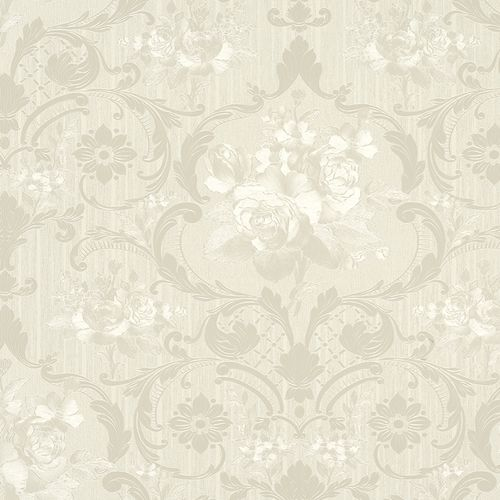 Wallpaper floral flower cream Marburg Opulence 58269 online kaufen