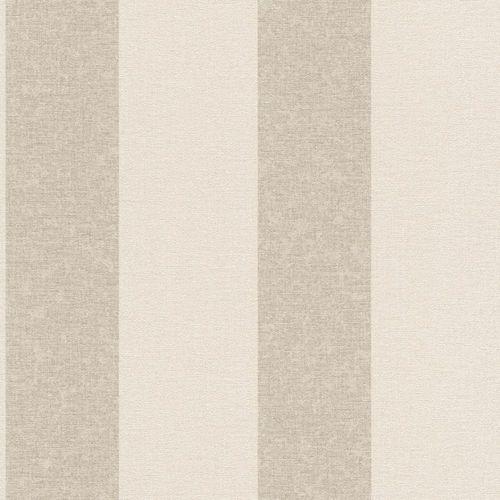 Wallpaper Rasch Florentine stripes vintage beige 449624 online kaufen