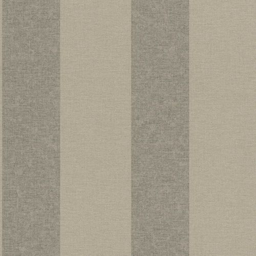 Wallpaper Rasch Florentine stripes vintage taupe 449631