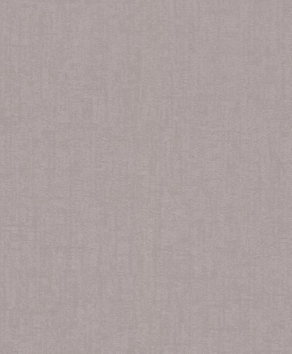 Wallpaper Rasch plaster style vintage purple grey 899092