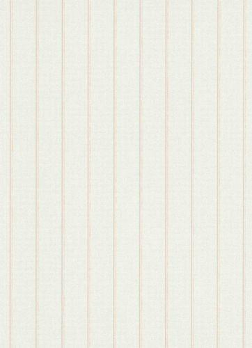 Vliestapete Streifen weiß beige Erismann Vie en rose 5822-14