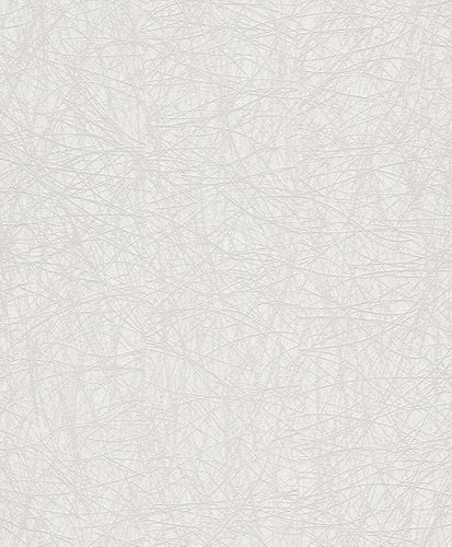 Wallpaper Rasch Deco Style scratch texture whitegrey gloss 400618 online kaufen