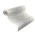 Role picture Non-woven wallpaper Rasch Deco Style stripes white silver grey 413809 2