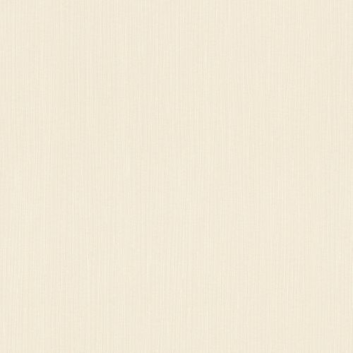 Non-Woven Wallpaper Satin Lines cream white Gloss 800302