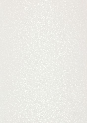 Wallpaper Glööckler plain designd silver white Metallic 54848 online kaufen