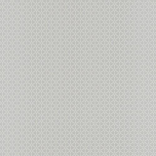 Wallpaper Rasch Deco Style graphics grey 518283