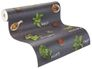 Roll picture  Wallpaper Rasch herb slate kitchen anthracite green 930900 2