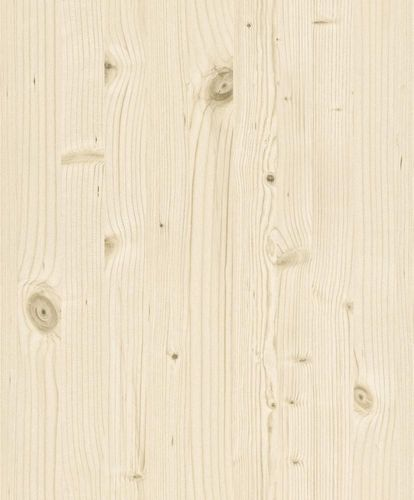 Wallpaper Rasch Passepartout wood grain beige 606249