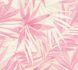 Artikelbild Vliestapete Designdschungel Palmenblätter Floral rosa 34125-3 1