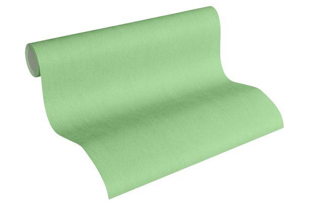 Vliestapete Designdschungel Uni grün 34601-8