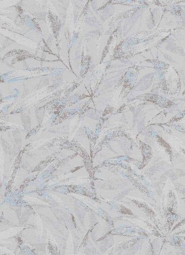 Wallpaper leaves cream grey glitter Erismann 5984-10 online kaufen