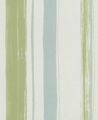 Wallpaper stripes used green glitter Erismann 5985-07 online kaufen