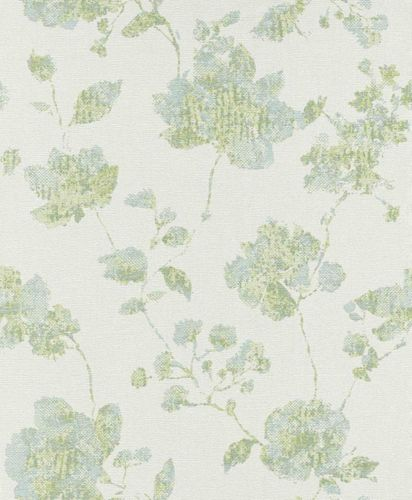 Wallpaper flowers light green glitter Erismann 5988-07 online kaufen