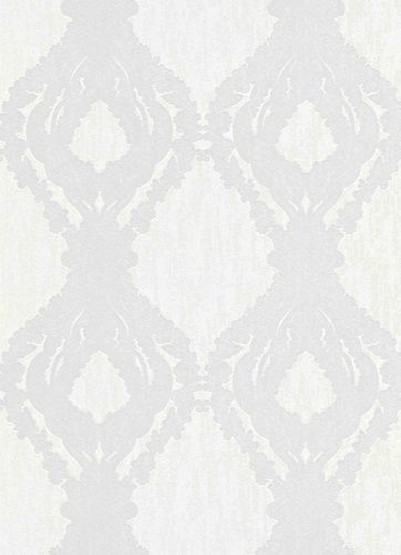 Wallpaper ornaments white cream gloss Erismann 5990-10 online kaufen