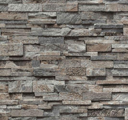 Non Woven Wallpaper 3d Stone Stones Wall Brick P S