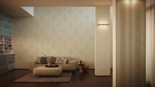 Wallpaper Jette Joop baroque beige white gloss 33924-4 online kaufen