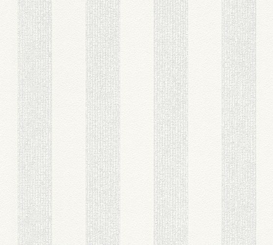 Non-Woven Wallpaper Paintable Stripes AS Creation 32008-1 online kaufen