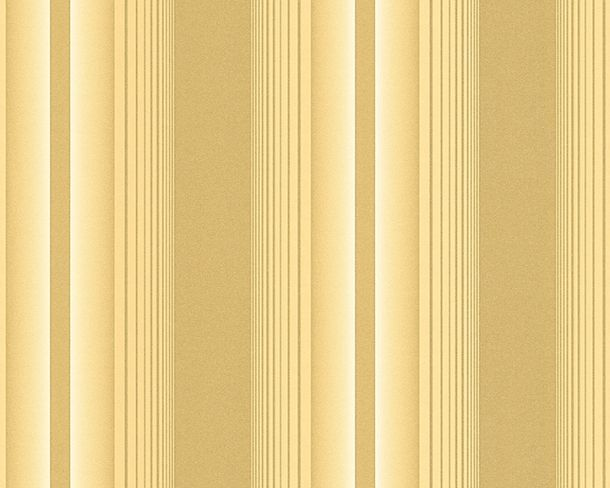Wallpaper Hermitage stripes gold Metallic 33085-1 online kaufen