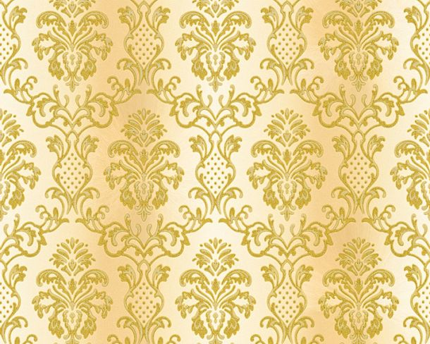 Wallpaper Hermitage baroque ornaments gold Metallic 33545-2 online kaufen