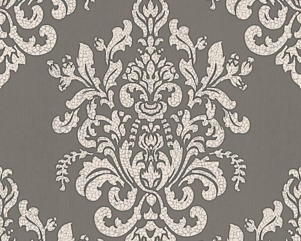 Wallpaper Hermitage baroque dark grey Metallic 34143-2 online kaufen