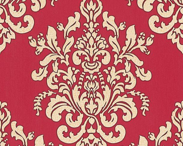 Wallpaper Hermitage baroque red Metallic 34143-5 online kaufen