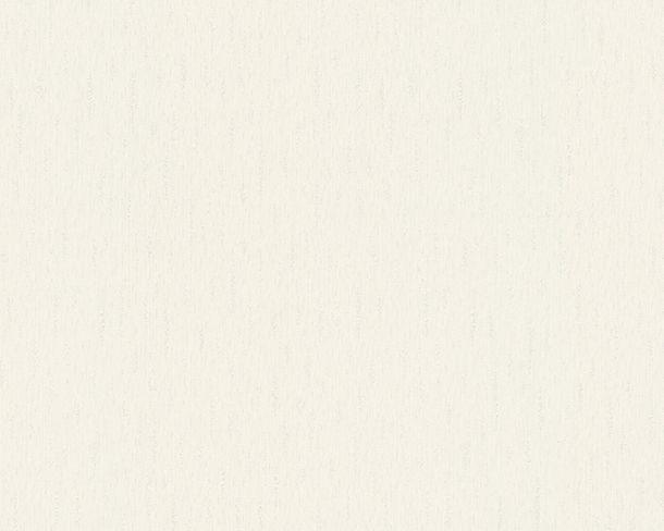 Wallpaper Hermitage plain design white metallic 34276-2 online kaufen