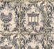 Wallpaper Wolfgang Joop greek temple silver glitter 34086-2 001