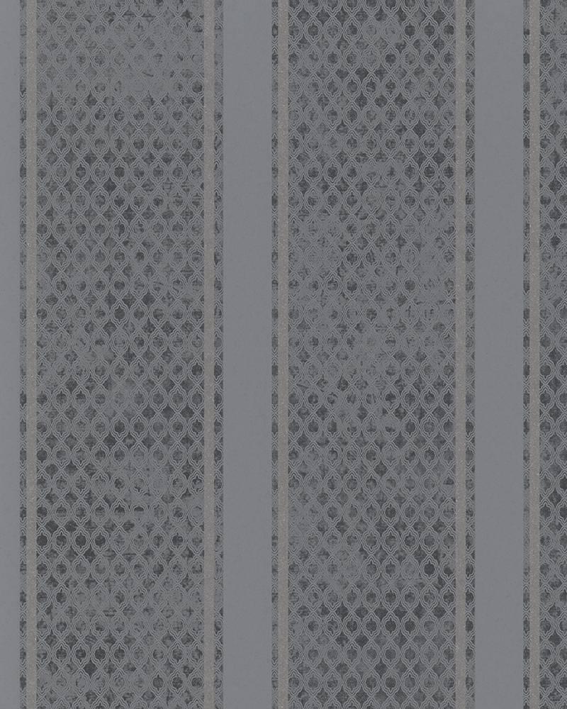 Vliestapete streifen grau anthrazit metallic marburg 58637 - Vliestapete grau ...