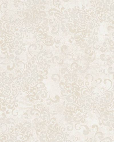 Wallpaper baroque cream metallic Marburg 58652 online kaufen