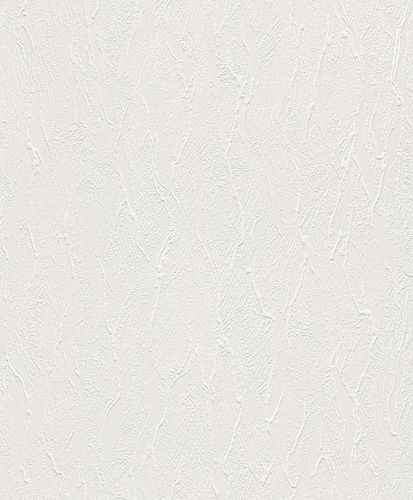 Wallpaper paintable textured Rasch Wallton 103755