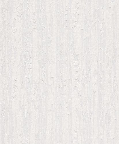 Wallpaper paintable rough texture Rasch Wallton 103908