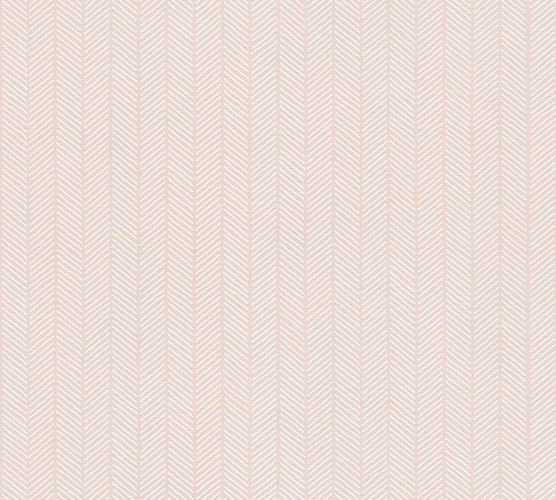 Wallpaper Eco stripes graphic rose gloss AS 34134-3