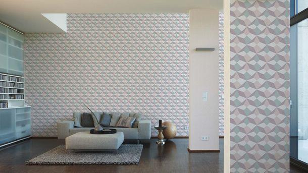 Wallpaper Eco plain pearl gloss AS 34138-3 online kaufen