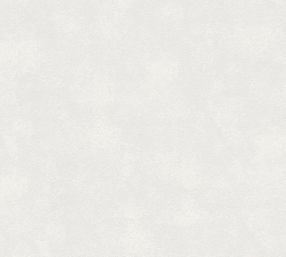 Wallpaper mottled textured grey AS 34304-1