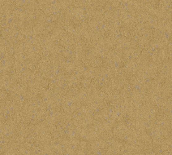 Wallpaper drops ocher brown Metallic AS Creation 33986-3
