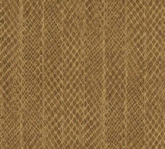 Wallpaper snake skin brown beige AS Creation 33987-2