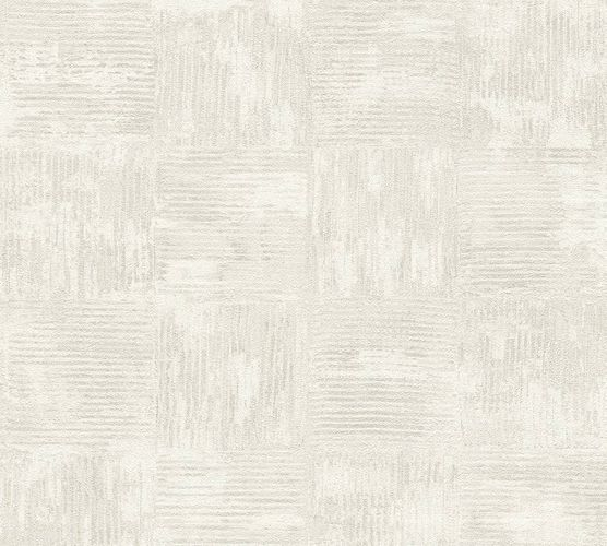 Wallpaper tiles vintage white grey cream AS Creation 33989-1 online kaufen